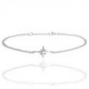 Antica Silver Star Bracelet