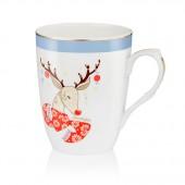 rudolph christmas mug