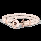 Anchor Bracelet PHREP IP Rose Gold Pink Rose