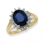 Diamond & Sapphire