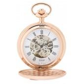 Rose Gold Telstar Pocket Watch